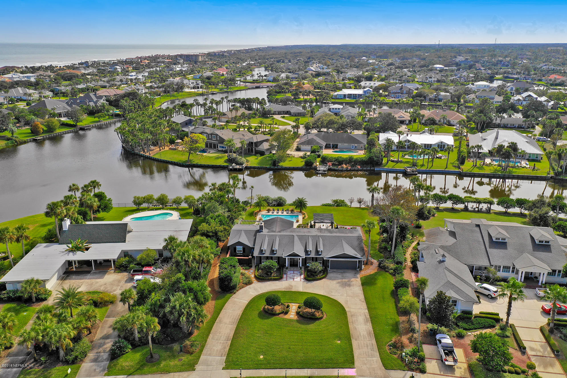 18 SOLANA, PONTE VEDRA BEACH, FLORIDA 32082, 3 Bedrooms Bedrooms, ,3 BathroomsBathrooms,Residential - single family,For sale,SOLANA,967015