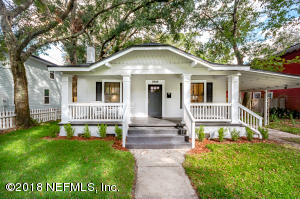 Photo of 2909 Post St, Jacksonville, Fl 32205 - MLS# 966444