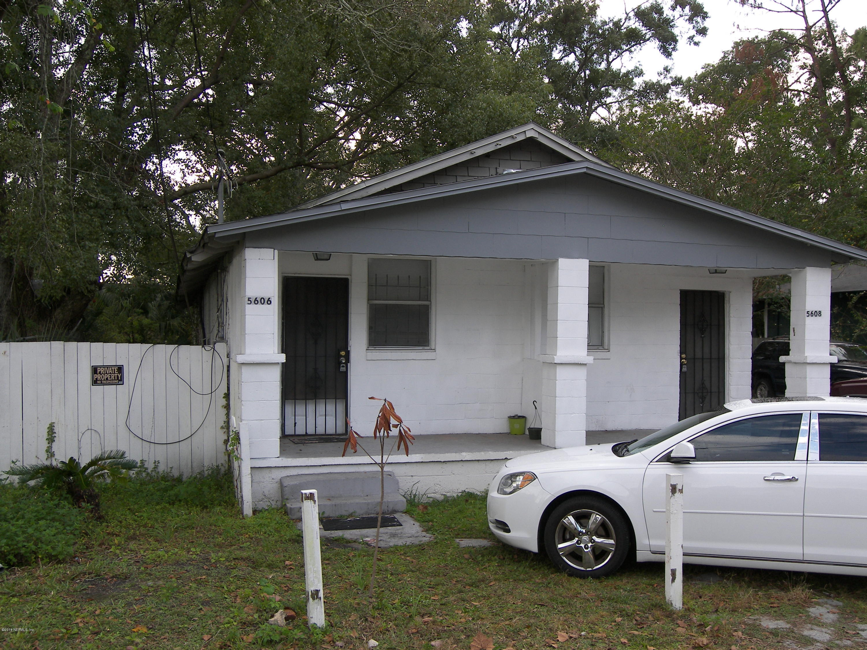 5606 MONCRIEF, JACKSONVILLE, FLORIDA 32209, ,Commercial,For sale,MONCRIEF,967278