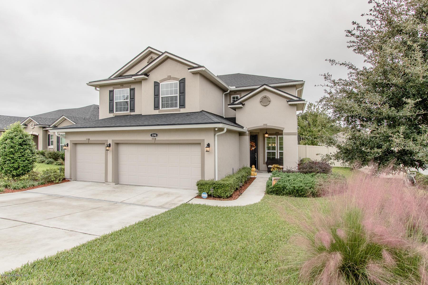 3246 BRADLEY CREEK, GREEN COVE SPRINGS, FLORIDA 32043, 5 Bedrooms Bedrooms, ,4 BathroomsBathrooms,Residential - single family,For sale,BRADLEY CREEK,968435