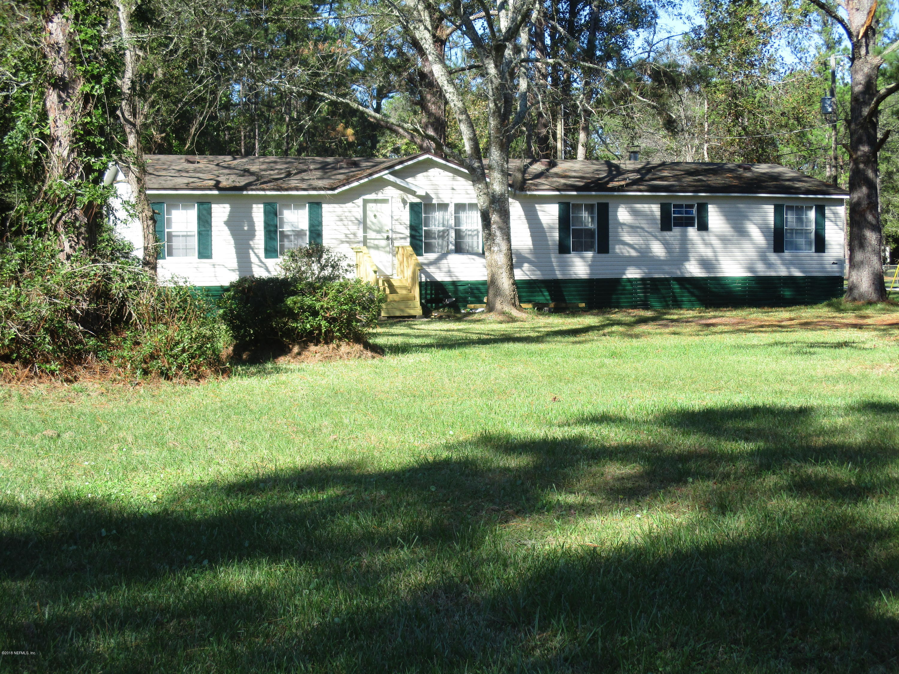 CALLAHAN, FLORIDA 32011, 4 Bedrooms Bedrooms, ,2 BathroomsBathrooms,Residential - mobile home,For sale,967423