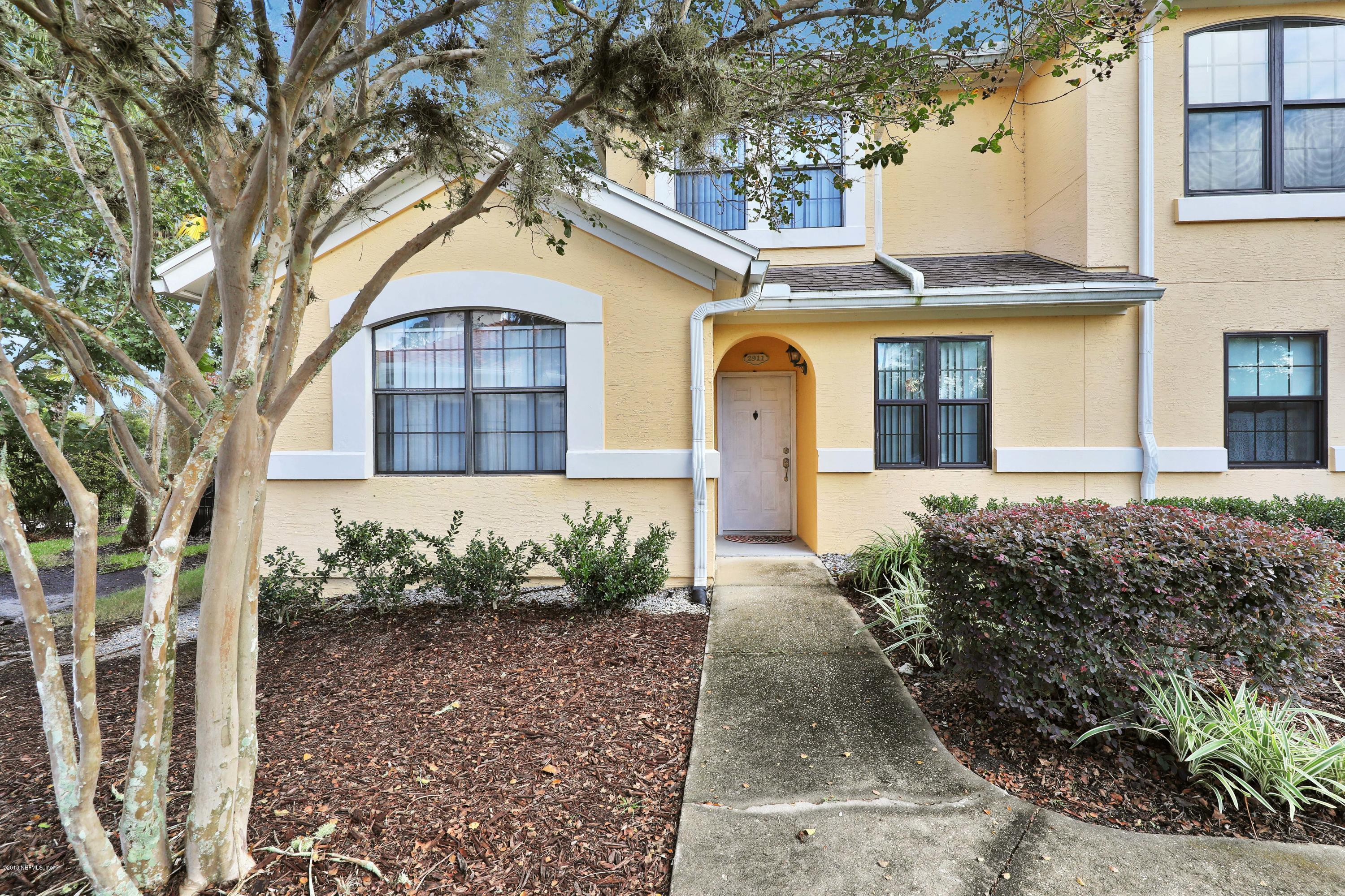 2911 VISTA COVE, ST AUGUSTINE, FLORIDA 32084, 3 Bedrooms Bedrooms, ,3 BathroomsBathrooms,Residential - condos/townhomes,For sale,VISTA COVE,967437