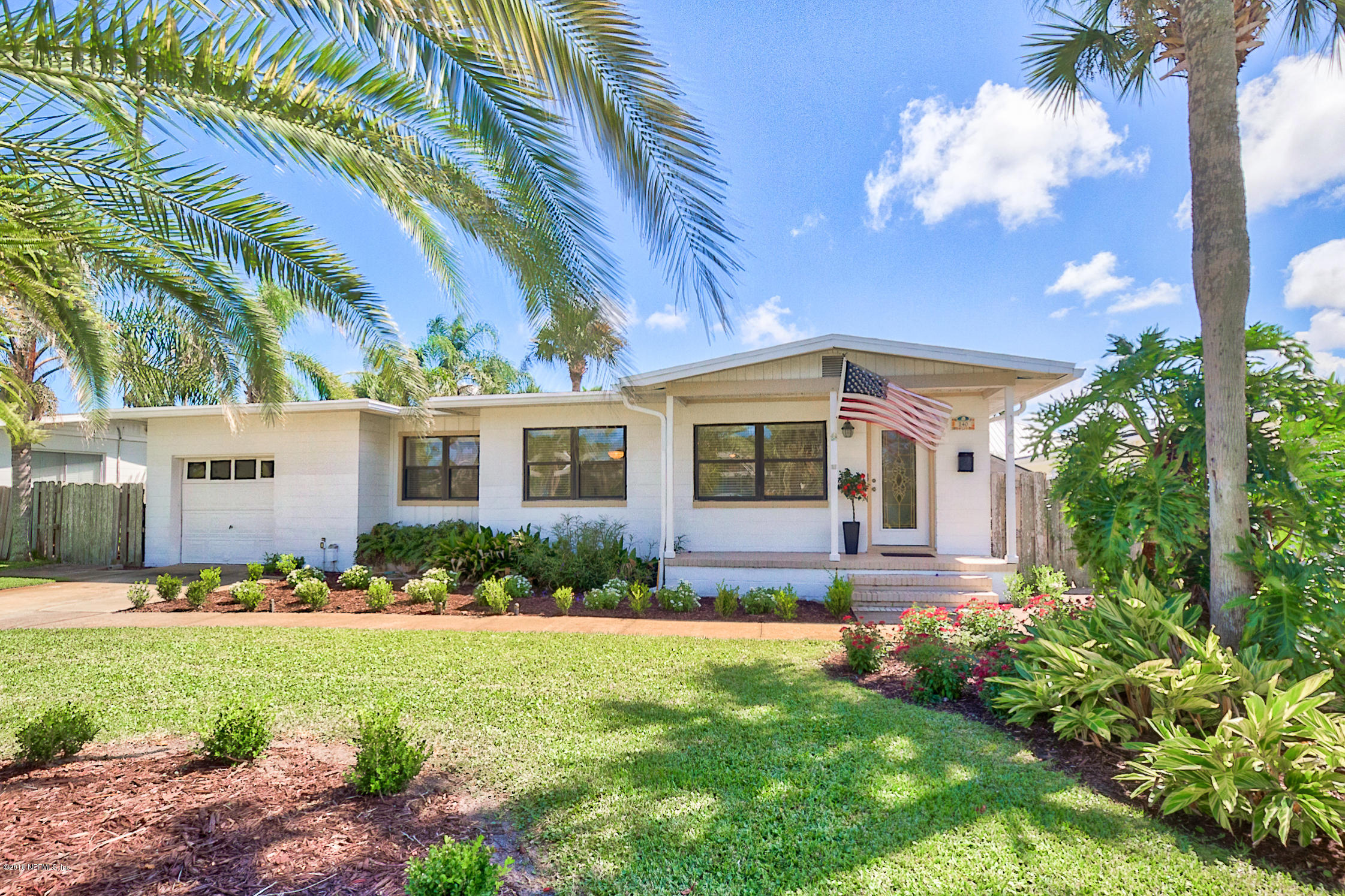 140 30TH, JACKSONVILLE BEACH, FLORIDA 32250, 4 Bedrooms Bedrooms, ,2 BathroomsBathrooms,Residential - single family,For sale,30TH,967453