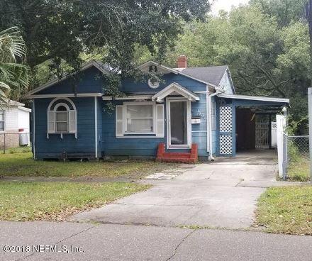 1536 FAIRFIELD, JACKSONVILLE, FLORIDA 32206, 4 Bedrooms Bedrooms, ,2 BathroomsBathrooms,Residential - single family,For sale,FAIRFIELD,967497