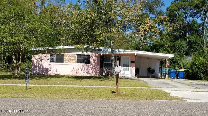 949 DE PAUL, JACKSONVILLE, FLORIDA 32218, 3 Bedrooms Bedrooms, ,1 BathroomBathrooms,Residential - single family,For sale,DE PAUL,967503