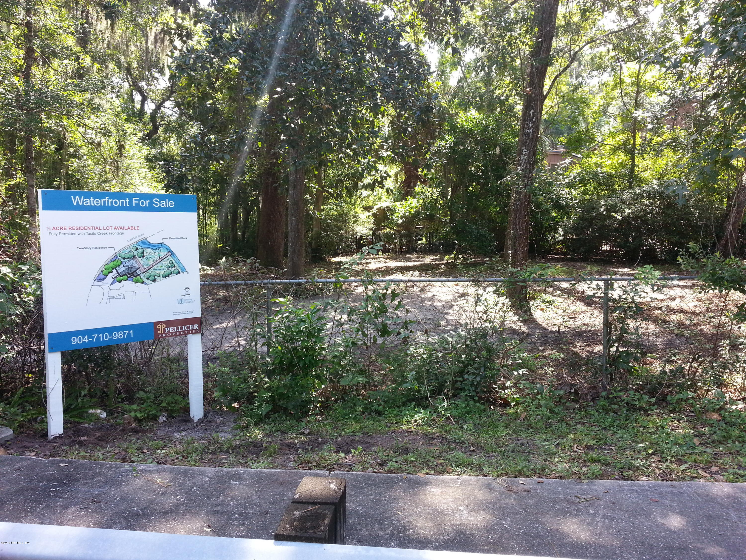 0 SCOTT MILL, JACKSONVILLE, FLORIDA 32223, ,Vacant land,For sale,SCOTT MILL,875542