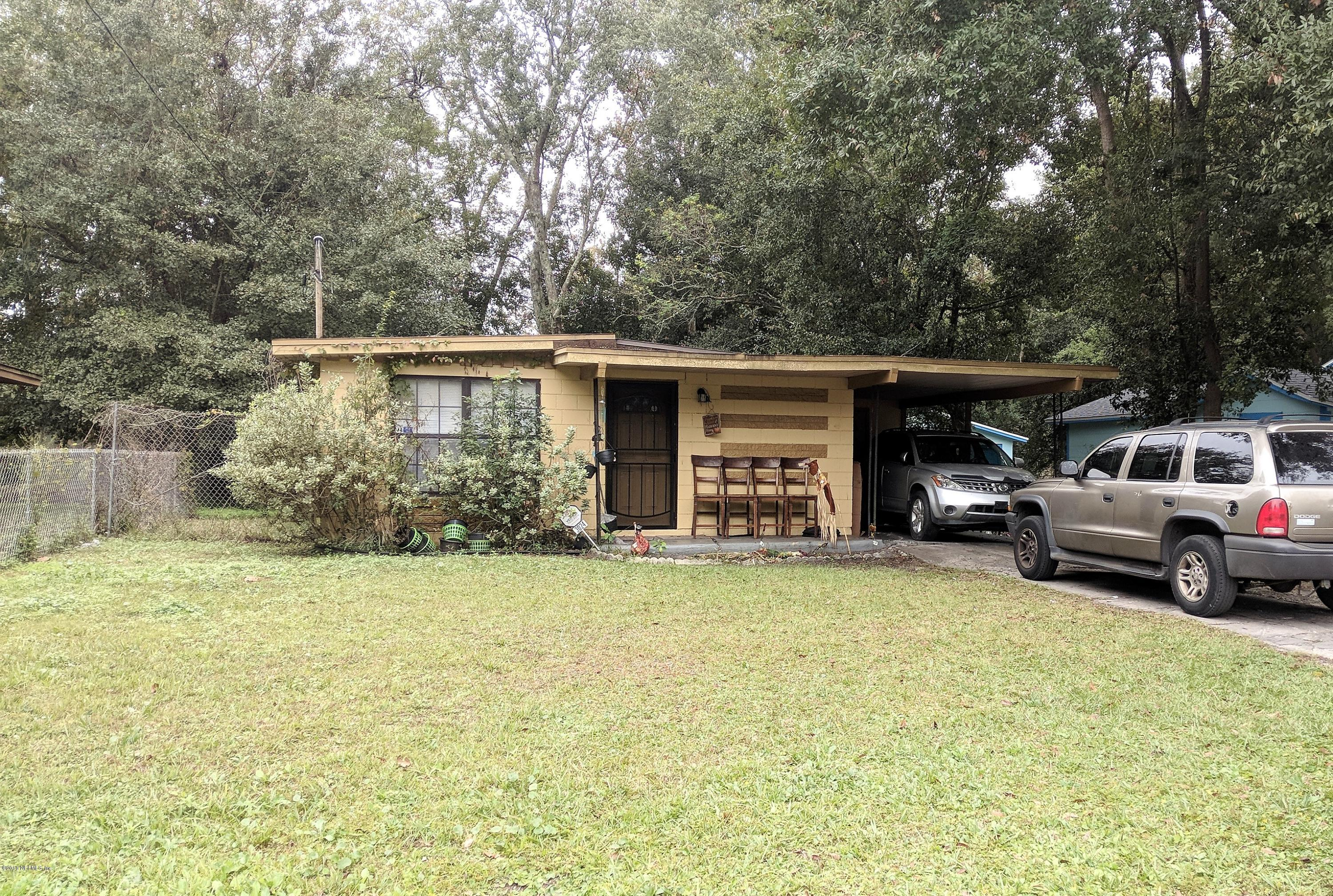 3024 16TH, JACKSONVILLE, FLORIDA 32254, 3 Bedrooms Bedrooms, ,1 BathroomBathrooms,Commercial,For sale,16TH,967756