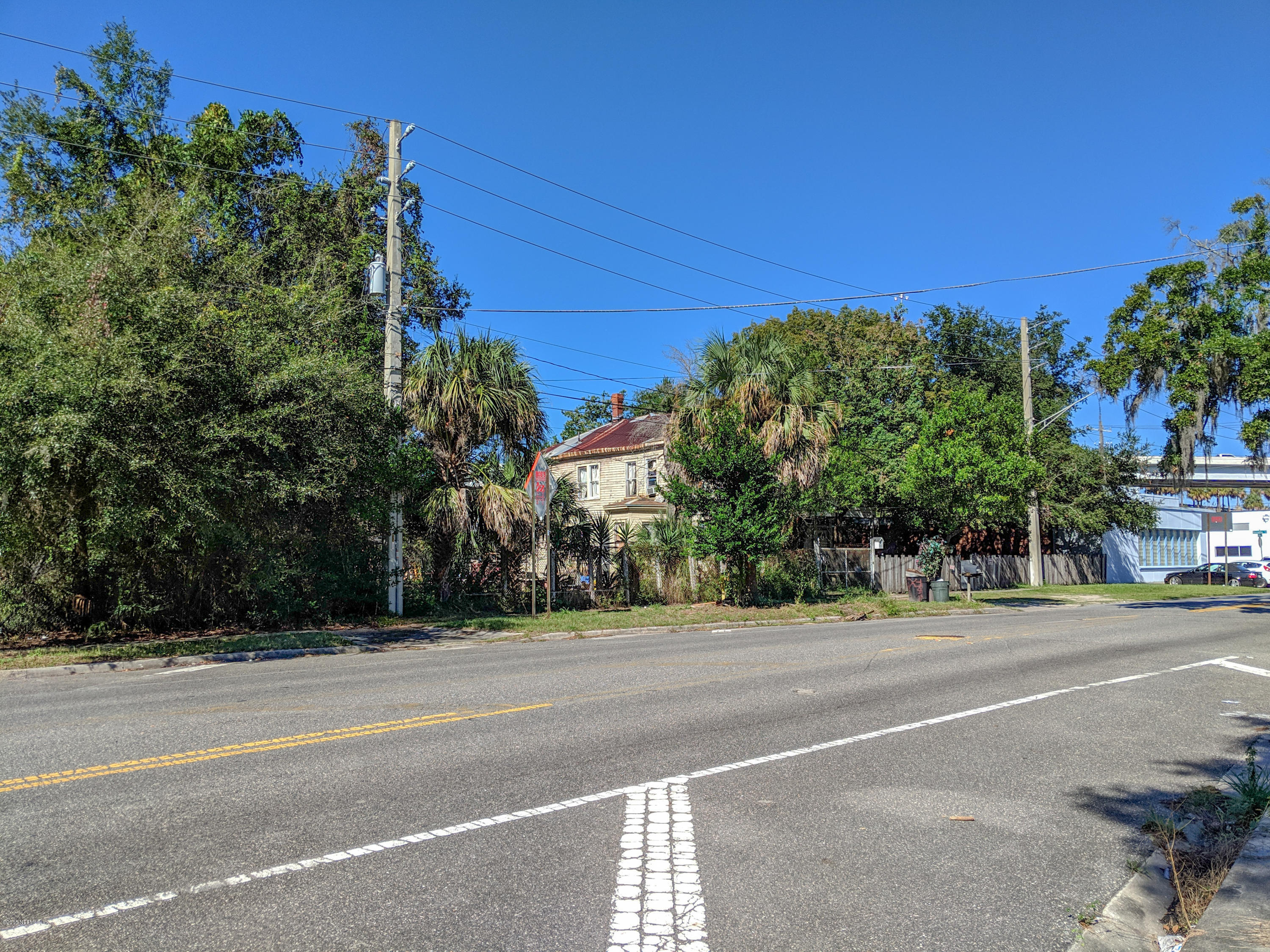 616 COLLEGE, JACKSONVILLE, FLORIDA 32204, ,Vacant land,For sale,COLLEGE,968069