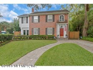 Avondale Property Photo of 1398 Belvedere Ave, Jacksonville, Fl 32205 - MLS# 968089