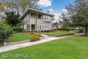 Avondale Property Photo of 1350 Belvedere Ave, Jacksonville, Fl 32205 - MLS# 968248