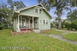 Avondale Property Photo of 1164 Dancy St, Jacksonville, Fl 32205 - MLS# 968275