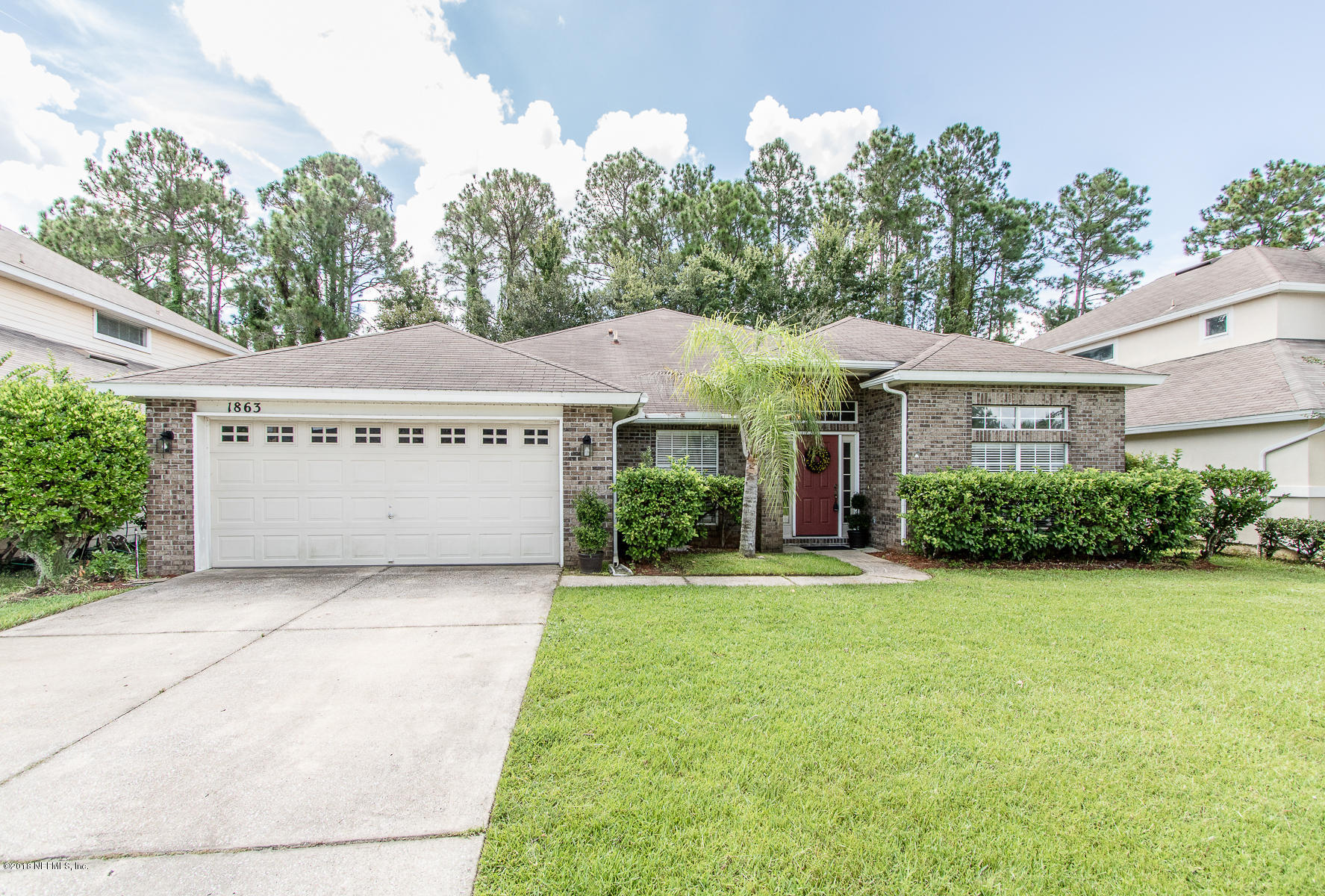 1863 CHATHAM VILLAGE, ORANGE PARK, FLORIDA 32003, 4 Bedrooms Bedrooms, ,3 BathroomsBathrooms,Residential - single family,For sale,CHATHAM VILLAGE,968284