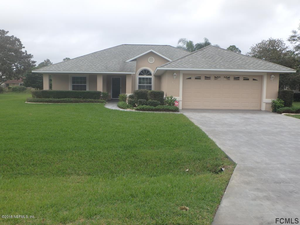 61 BICKFORD, PALM COAST, FLORIDA 32137, 3 Bedrooms Bedrooms, ,2 BathroomsBathrooms,Residential - single family,For sale,BICKFORD,968427