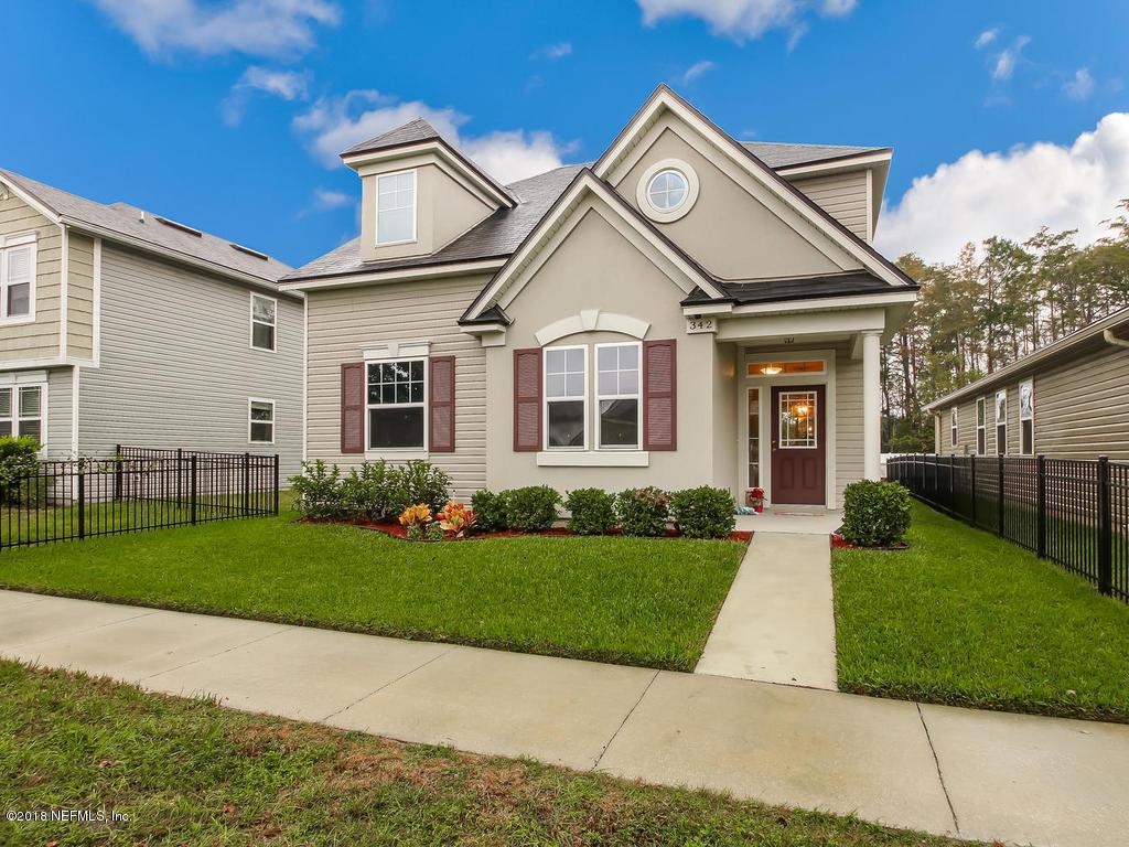 342 VINEYARD, ORANGE PARK, FLORIDA 32073, 3 Bedrooms Bedrooms, ,2 BathroomsBathrooms,Residential - single family,For sale,VINEYARD,968532