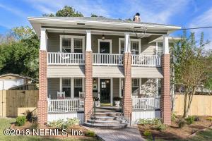 Photo of 1517 Mayfair Rd, Jacksonville, Fl 32207 - MLS# 969142