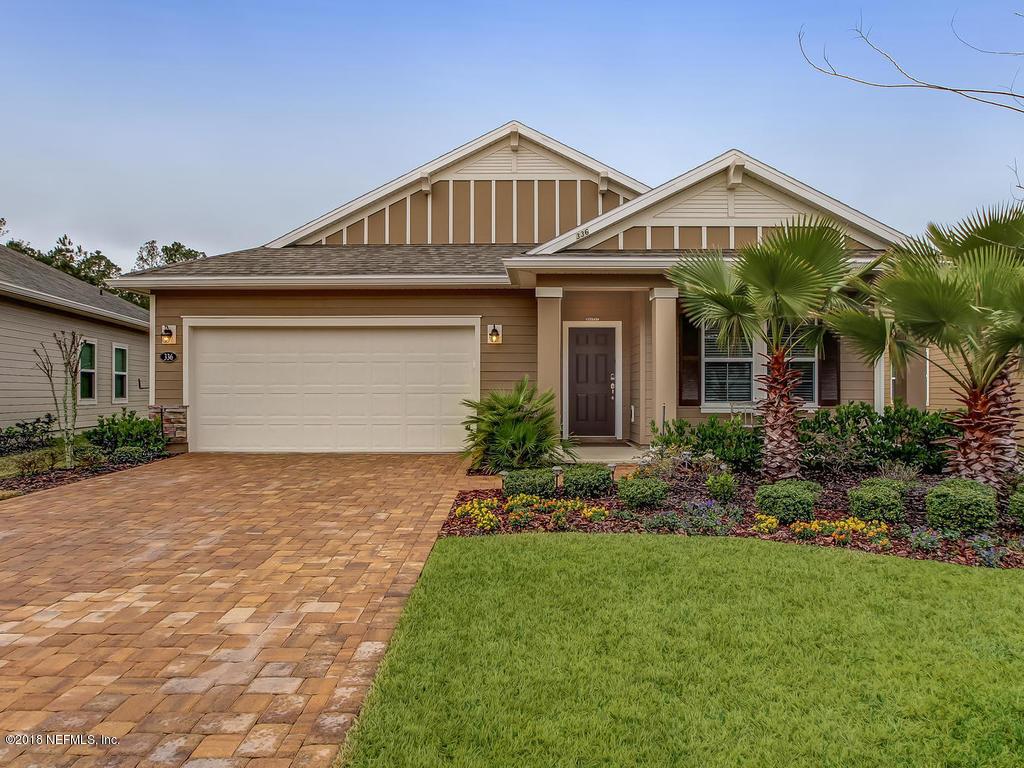 336 ASPEN LEAF, JACKSONVILLE, FLORIDA 32081, 3 Bedrooms Bedrooms, ,2 BathroomsBathrooms,Residential - single family,For sale,ASPEN LEAF,969605