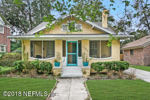 Photo of 1302 Hollywood Ave, Jacksonville, Fl 32205 - MLS# 969254