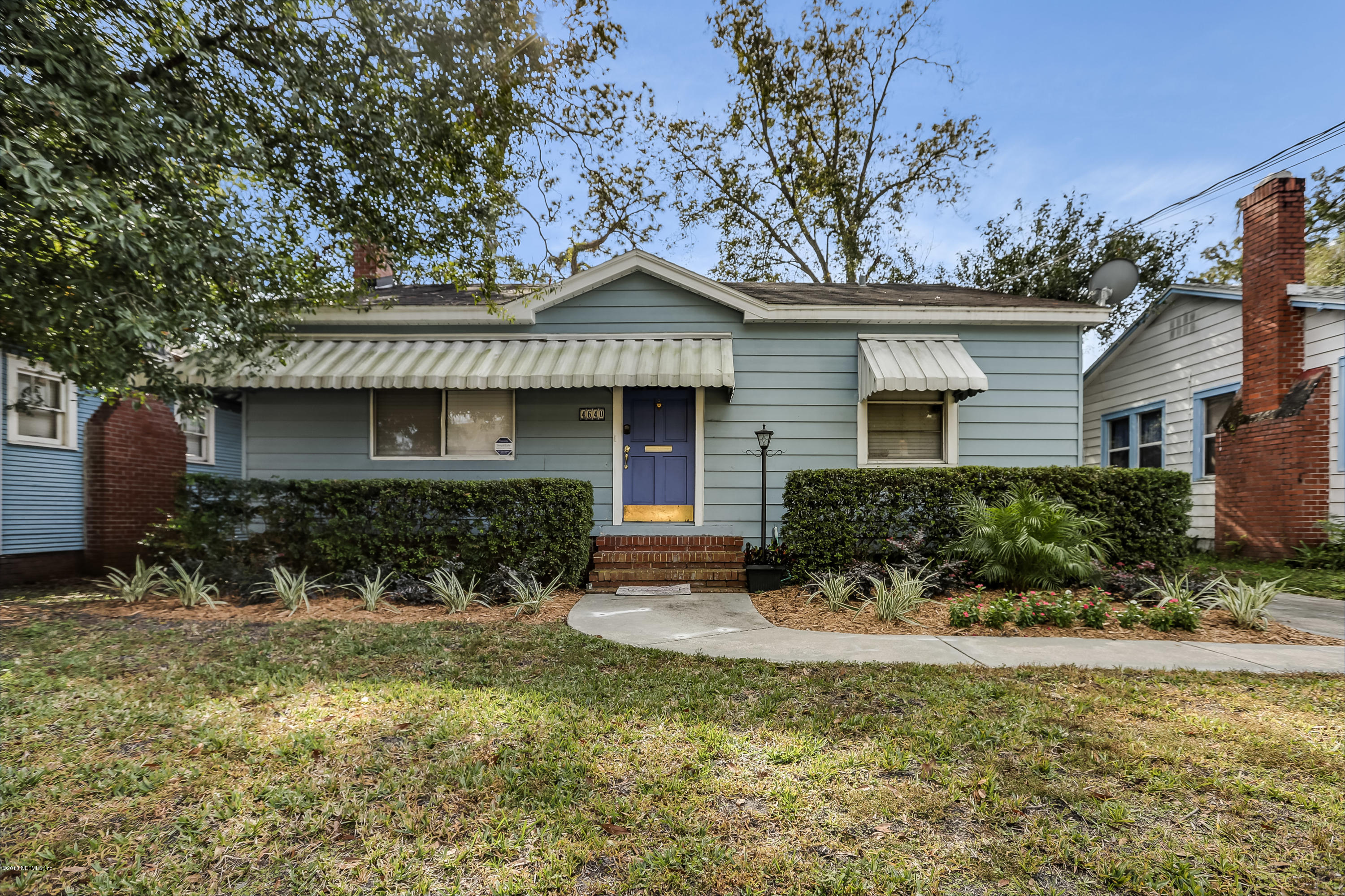4640 POST, JACKSONVILLE, FLORIDA 32205, 2 Bedrooms Bedrooms, ,1 BathroomBathrooms,Residential - single family,For sale,POST,969821