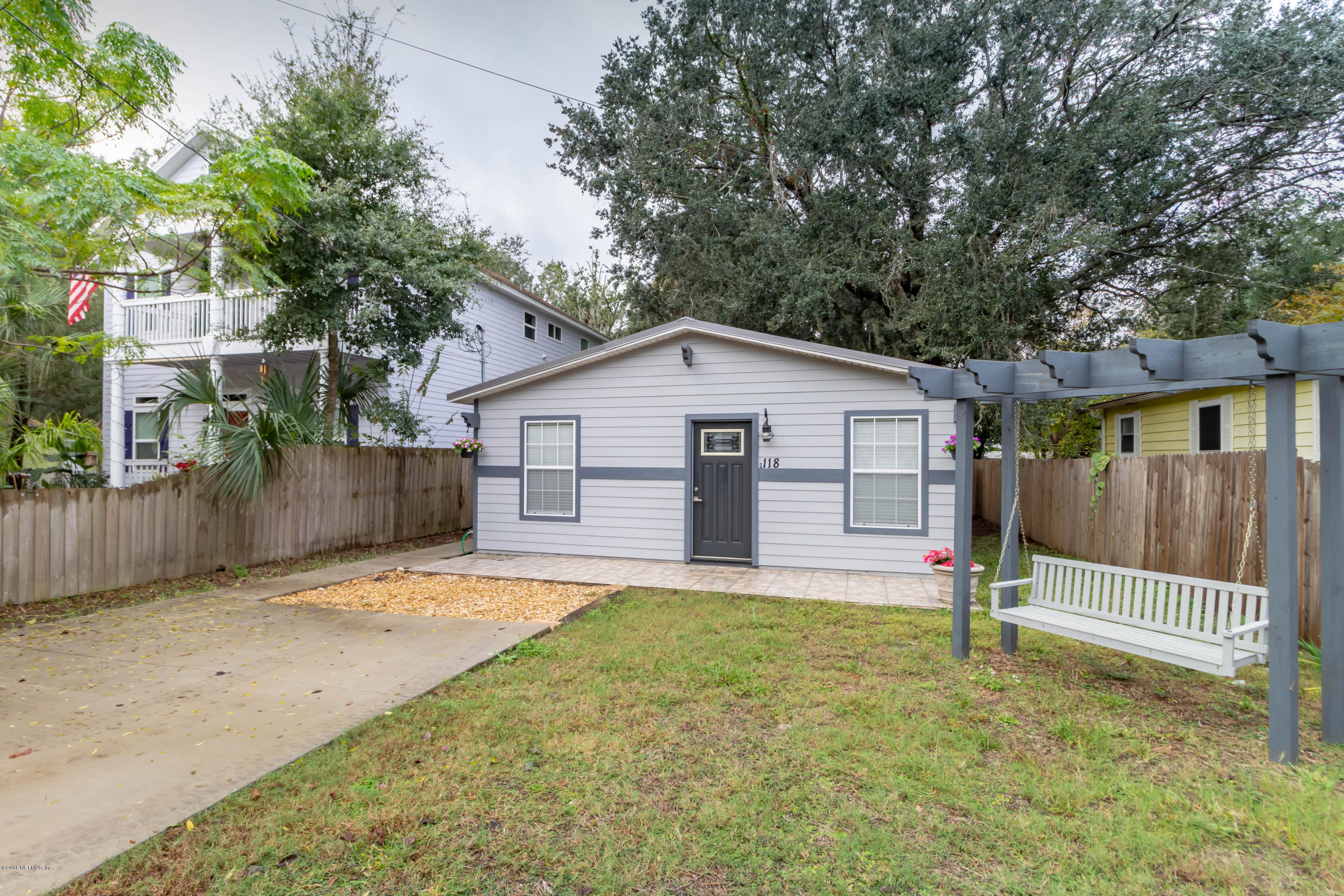 118 TWINE, ST AUGUSTINE, FLORIDA 32084, 3 Bedrooms Bedrooms, ,1 BathroomBathrooms,Residential - single family,For sale,TWINE,969284