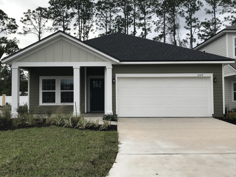 2149 EAGLE TALON, FLEMING ISLAND, FLORIDA 32003, 3 Bedrooms Bedrooms, ,2 BathroomsBathrooms,Residential - single family,For sale,EAGLE TALON,962940