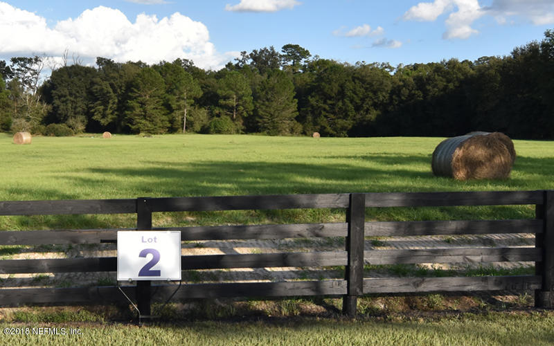 15502 32ND AVE. (LOT 2), NEWBERRY, FLORIDA 32669, ,Vacant land,For sale,32ND AVE. (LOT 2),969589