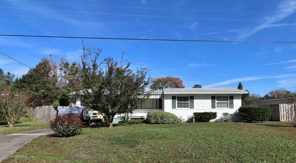 2053 RONALD, JACKSONVILLE, FLORIDA 32216, 4 Bedrooms Bedrooms, ,3 BathroomsBathrooms,Residential - single family,For sale,RONALD,969702