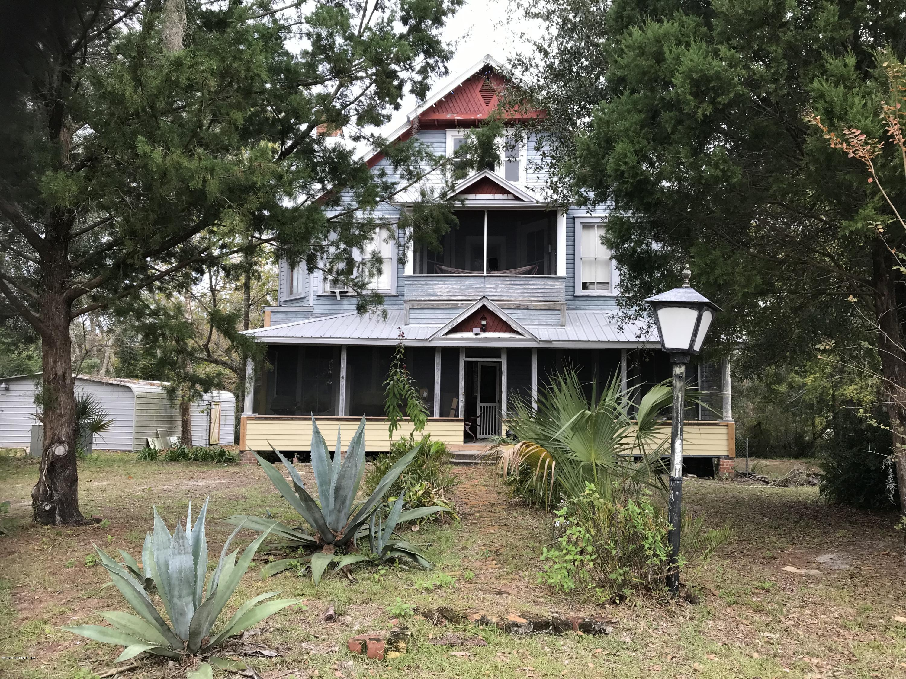 116 MAIN, POMONA PARK, FLORIDA 32181, 8 Bedrooms Bedrooms, ,3 BathroomsBathrooms,Residential - single family,For sale,MAIN,970089