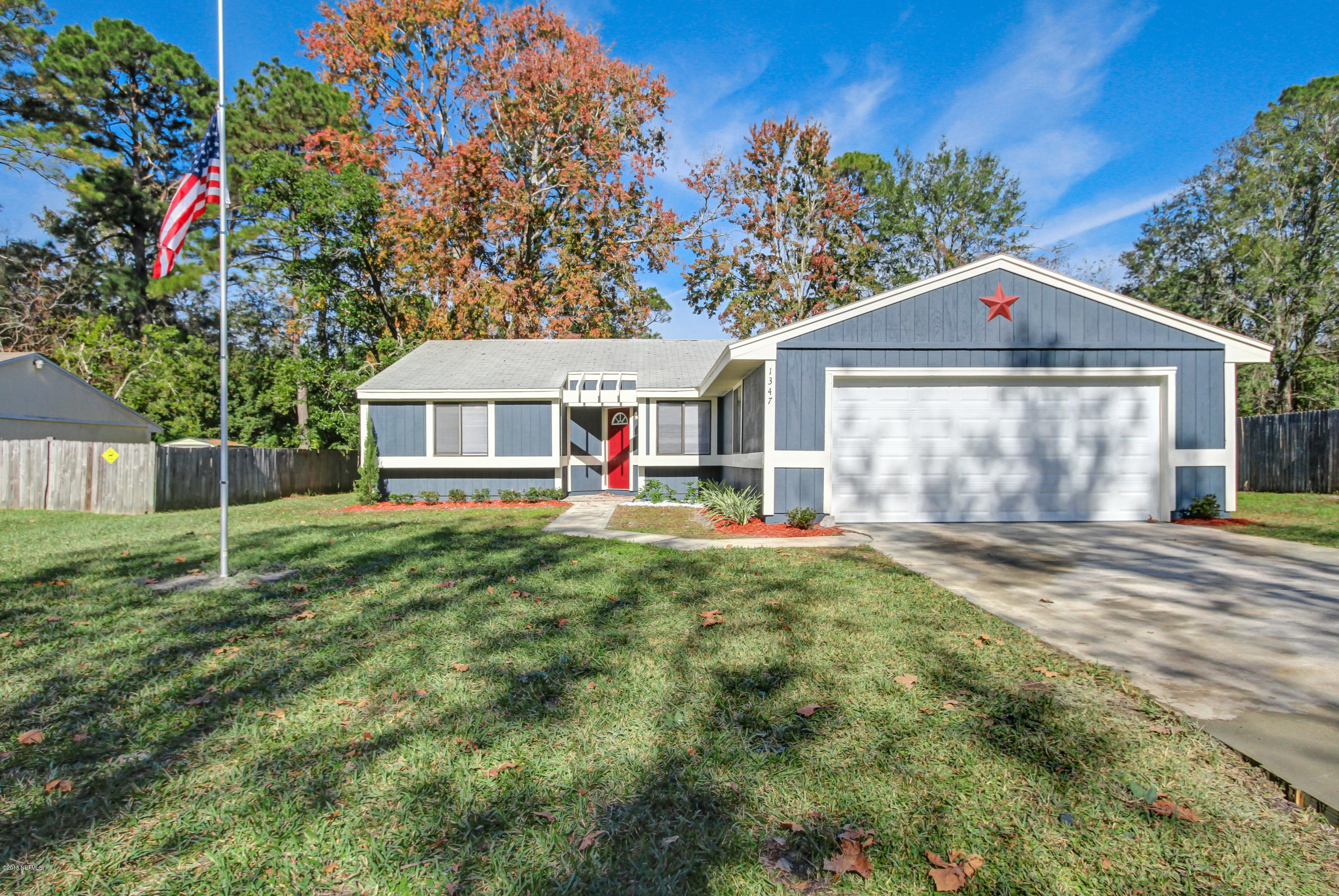 1347 BEE, ORANGE PARK, FLORIDA 32065, 3 Bedrooms Bedrooms, ,2 BathroomsBathrooms,Residential - single family,For sale,BEE,970090