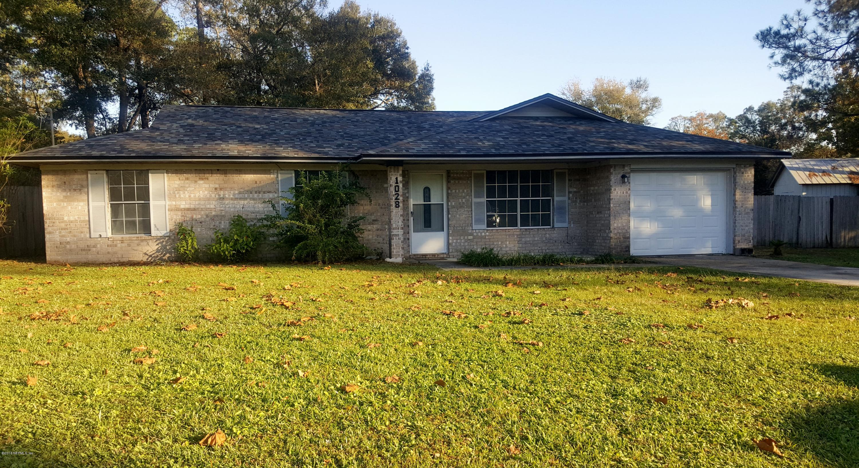 1028 MEADOWS, STARKE, FLORIDA 32091, 3 Bedrooms Bedrooms, ,1 BathroomBathrooms,Residential - single family,For sale,MEADOWS,970088