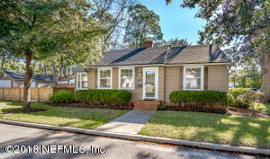 Photo of 3570 Randall St, Jacksonville, Fl 32205 - MLS# 970121