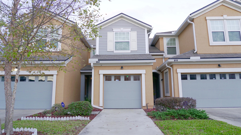 607 REESE, ORANGE PARK, FLORIDA 32065, 3 Bedrooms Bedrooms, ,2 BathroomsBathrooms,Residential - townhome,For sale,REESE,970287