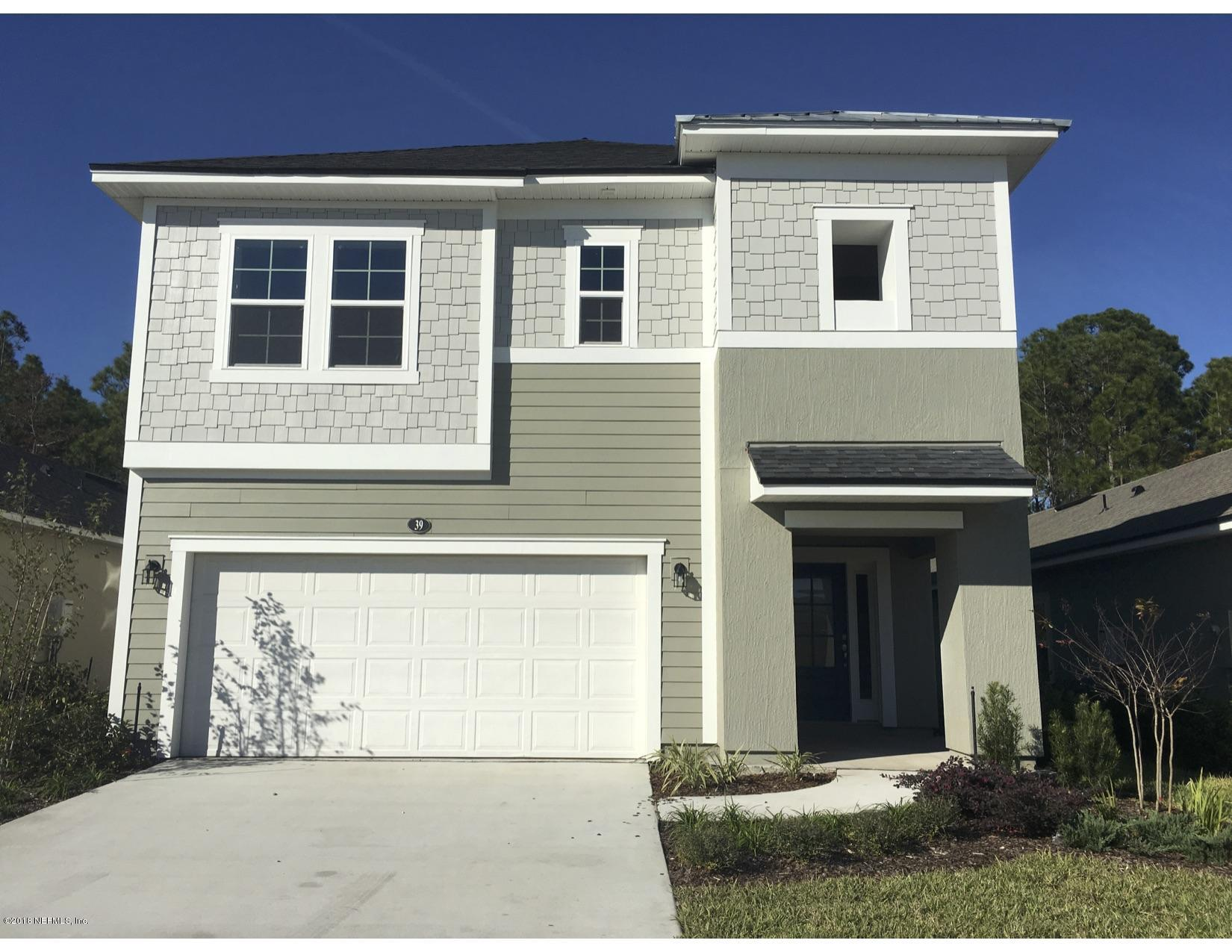 39 CONCAVE, ST AUGUSTINE, FLORIDA 32095, 4 Bedrooms Bedrooms, ,3 BathroomsBathrooms,Residential - single family,For sale,CONCAVE,937356