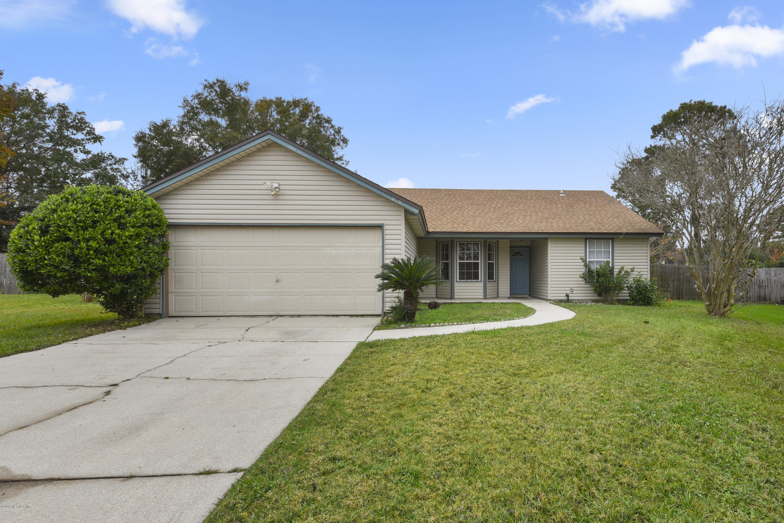 838 ROBERT MORRIS, ORANGE PARK, FLORIDA 32073, 3 Bedrooms Bedrooms, ,2 BathroomsBathrooms,Residential - single family,For sale,ROBERT MORRIS,970304