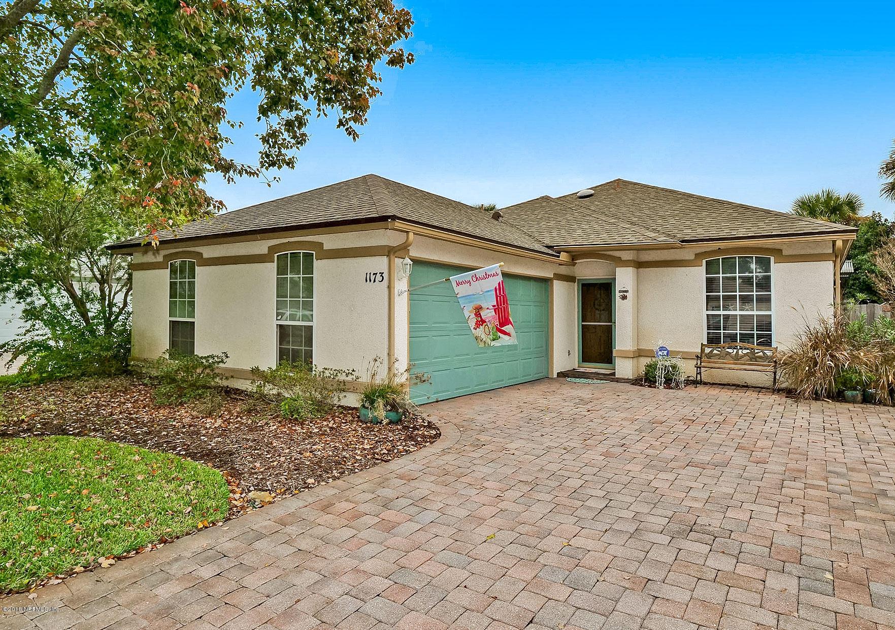 1173 SANDPIPER, ATLANTIC BEACH, FLORIDA 32233, 3 Bedrooms Bedrooms, ,2 BathroomsBathrooms,Residential - single family,For sale,SANDPIPER,970314