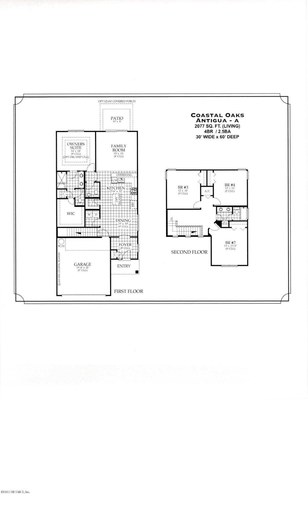 2300 FAIRWAY VILLAS, JACKSONVILLE, FLORIDA 32233, 4 Bedrooms Bedrooms, ,2 BathroomsBathrooms,Residential - single family,For sale,FAIRWAY VILLAS,986869