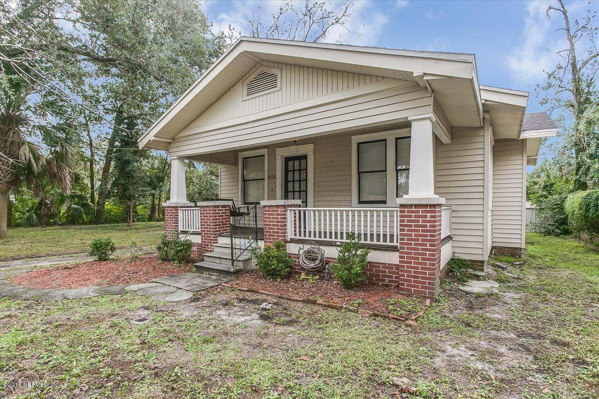 1626 GLENDALE, JACKSONVILLE, FLORIDA 32205, 3 Bedrooms Bedrooms, ,1 BathroomBathrooms,Residential - single family,For sale,GLENDALE,970436