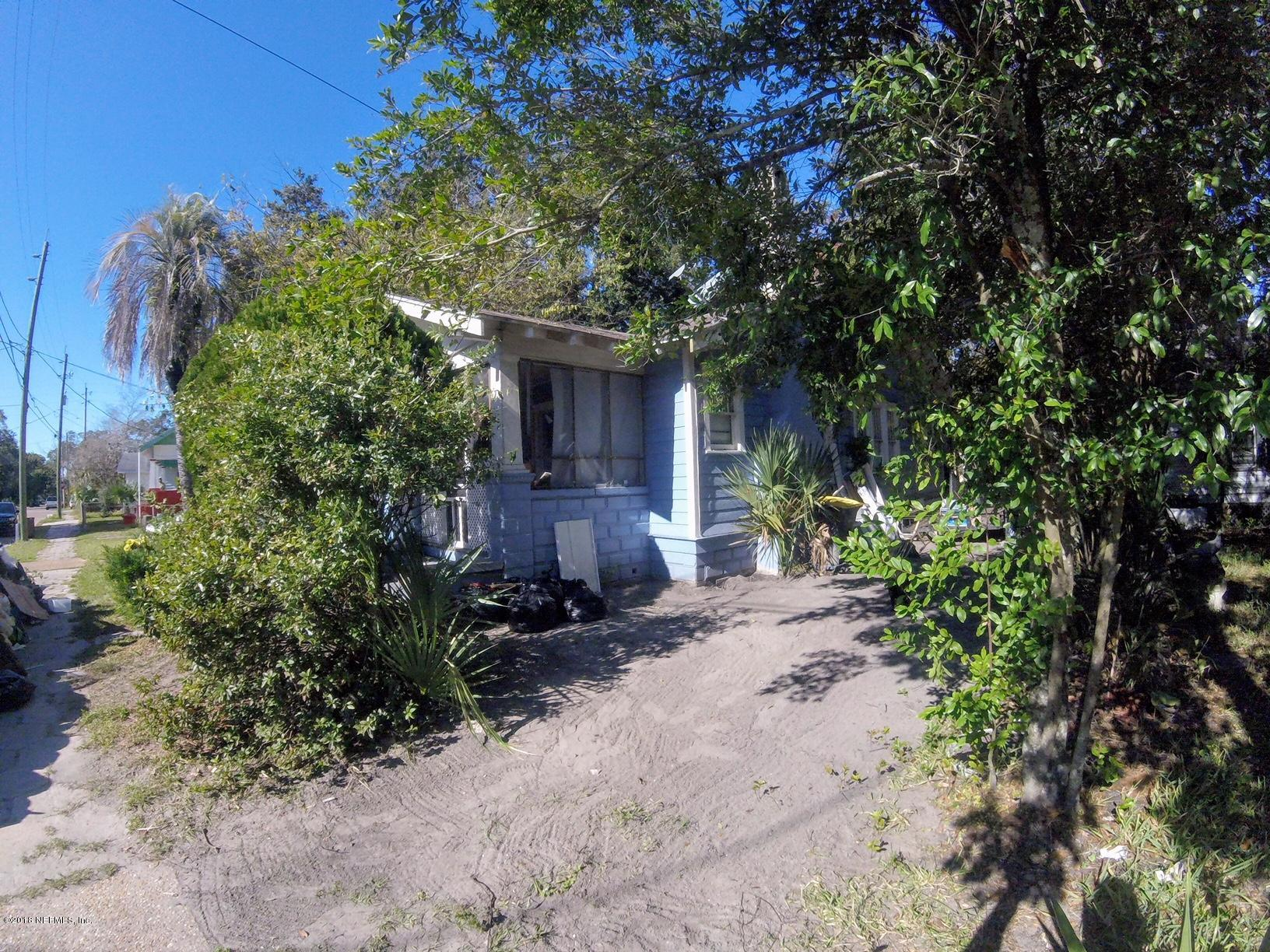 339 26TH, JACKSONVILLE, FLORIDA 32206, 3 Bedrooms Bedrooms, ,1 BathroomBathrooms,Residential - single family,For sale,26TH,970473