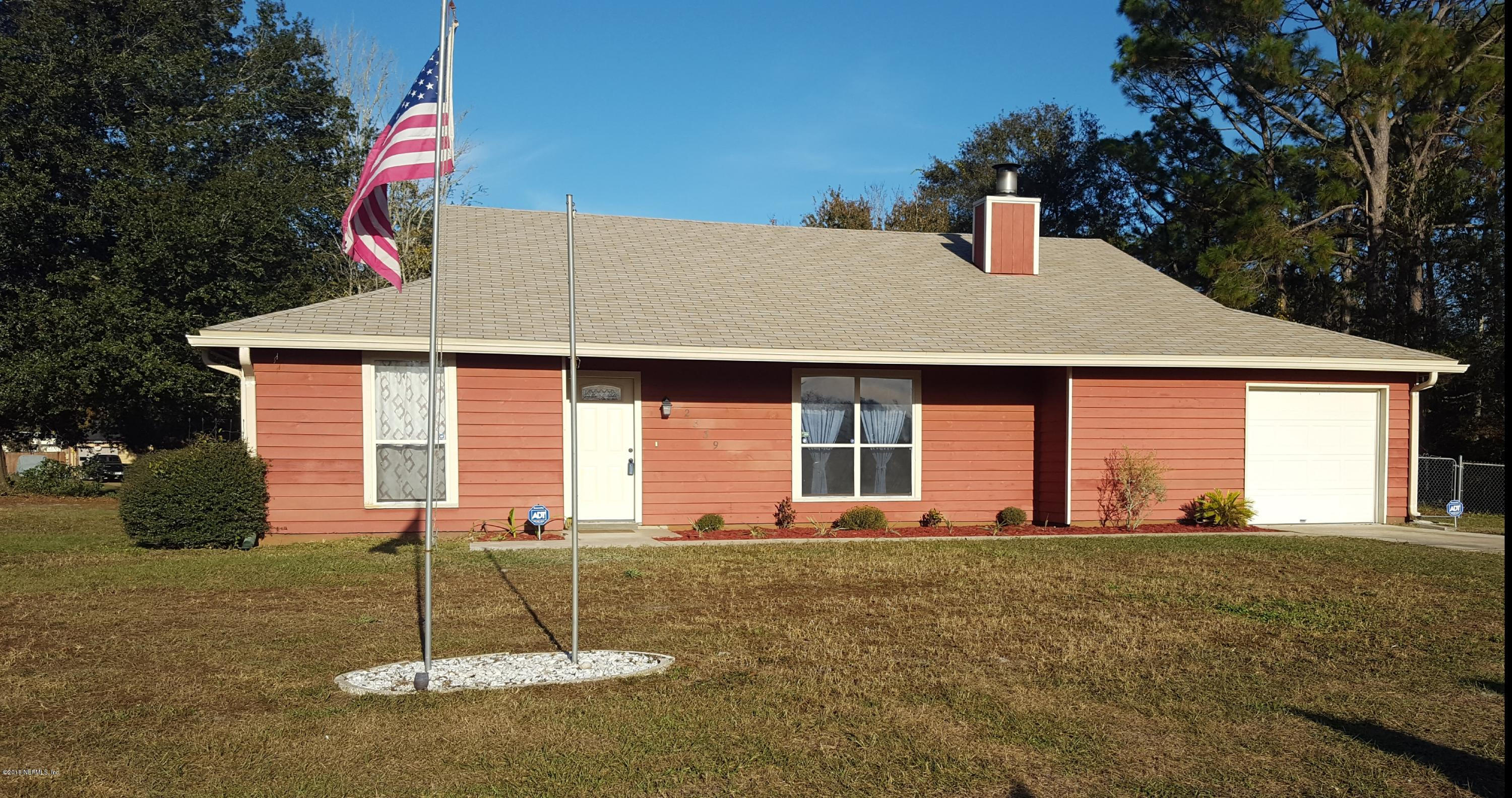 2839 ERIN, ORANGE PARK, FLORIDA 32065, 4 Bedrooms Bedrooms, ,2 BathroomsBathrooms,Residential - single family,For sale,ERIN,970581