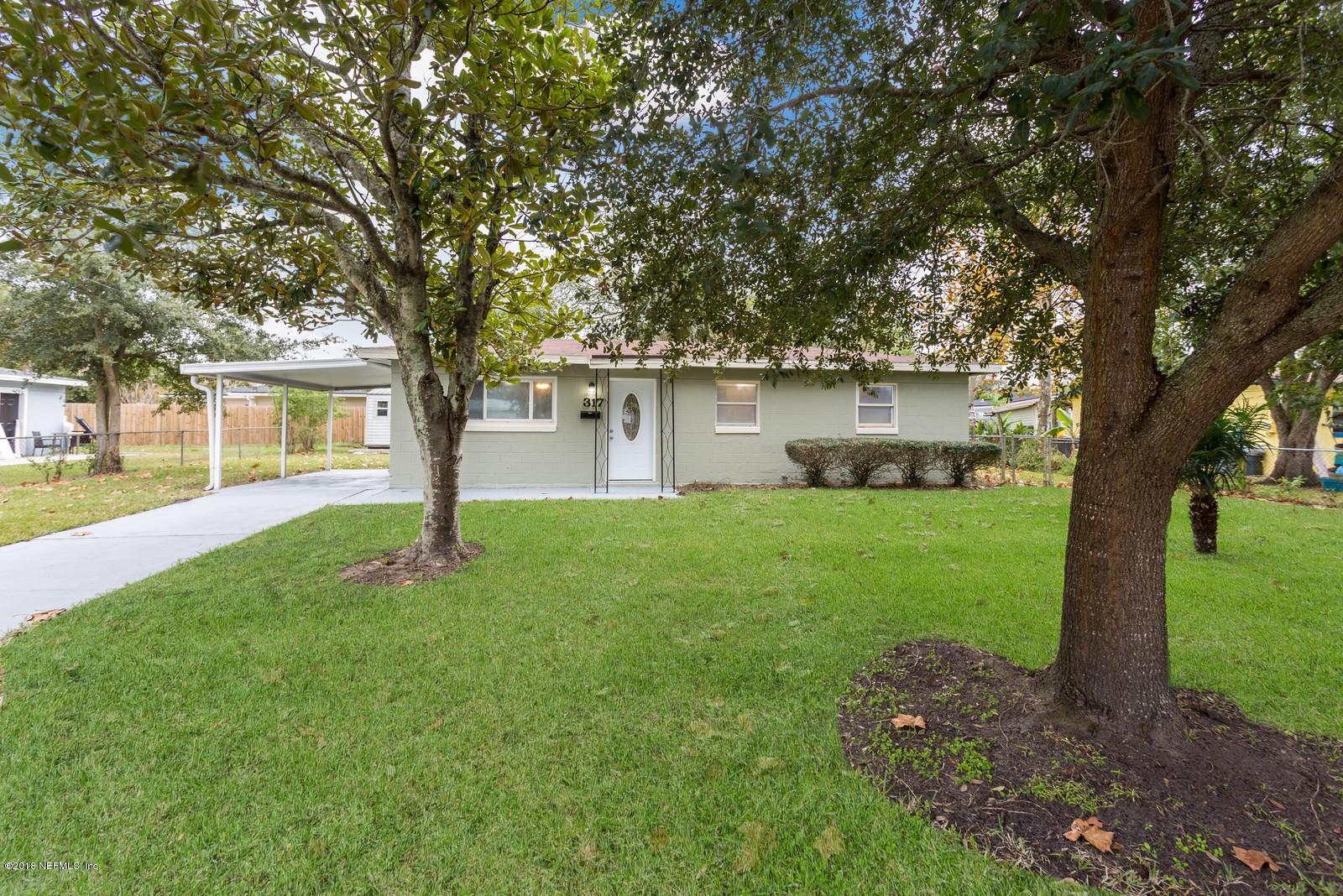 317 SARGO, ATLANTIC BEACH, FLORIDA 32233, 3 Bedrooms Bedrooms, ,1 BathroomBathrooms,Residential - single family,For sale,SARGO,970673