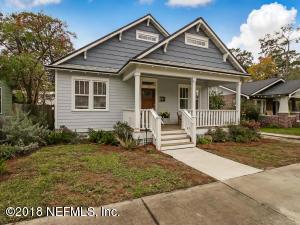 Photo of 3684 Walsh St, Jacksonville, Fl 32205 - MLS# 970925