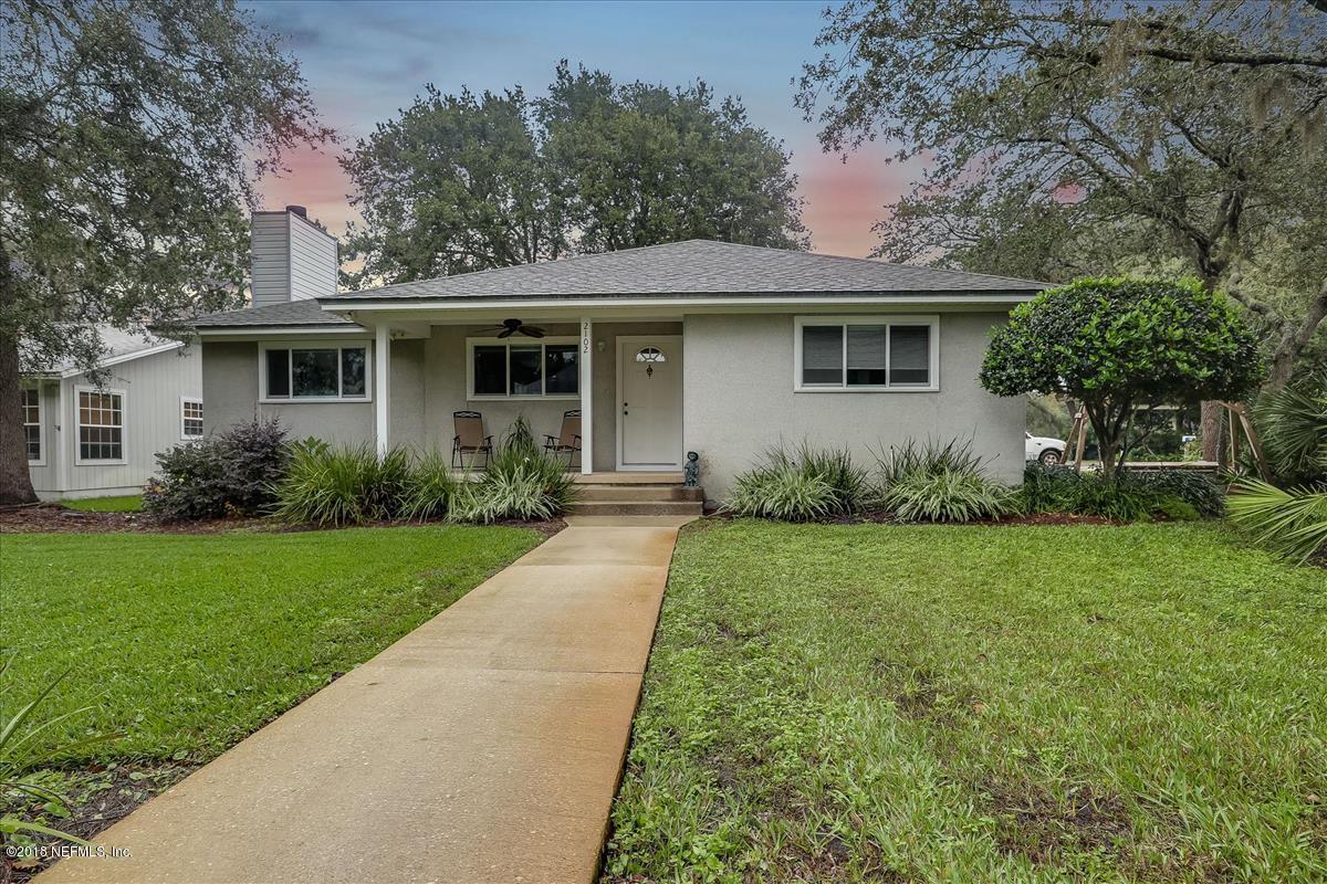 2102 ACACIA, NEPTUNE BEACH, FLORIDA 32266, 3 Bedrooms Bedrooms, ,2 BathroomsBathrooms,Residential - single family,For sale,ACACIA,970973