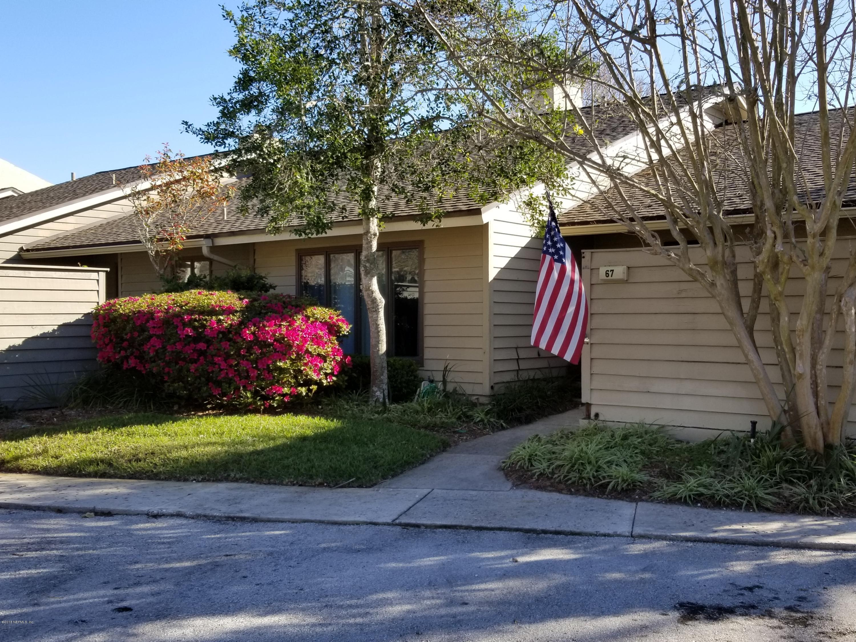 67 FISHERMANS COVE, PONTE VEDRA BEACH, FLORIDA 32082, 2 Bedrooms Bedrooms, ,2 BathroomsBathrooms,Residential - condos/townhomes,For sale,FISHERMANS COVE,971682