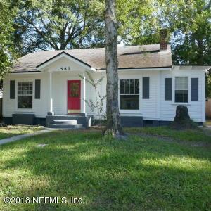 Photo of 587 Talbot Ave, Jacksonville, Fl 32205 - MLS# 971897