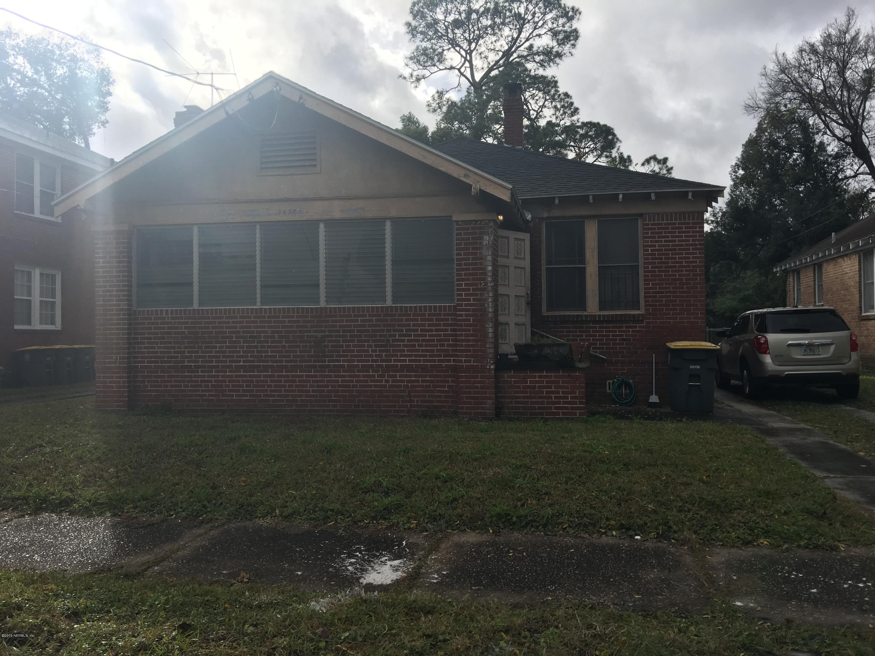 2658 DELLWOOD, JACKSONVILLE, FLORIDA 32204, 3 Bedrooms Bedrooms, ,2 BathroomsBathrooms,Residential - single family,For sale,DELLWOOD,972546