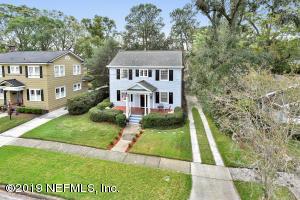 Avondale Property Photo of 1224 Challen Ave, Jacksonville, Fl 32205 - MLS# 973096