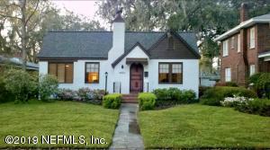 Photo of 3577 Boone Park Ave, Jacksonville, Fl 32205 - MLS# 973109