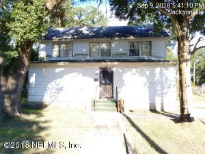 Photo of 1309 Rushing St, Jacksonville, Fl 32209 - MLS# 973217