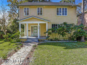 Avondale Property Photo of 1150 Willow Branch Ave, Jacksonville, Fl 32205 - MLS# 973297