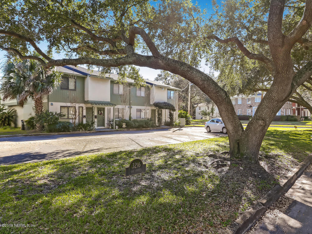 3216 OAK, JACKSONVILLE, FLORIDA 32205, 2 Bedrooms Bedrooms, ,2 BathroomsBathrooms,Residential - condos/townhomes,For sale,OAK,974070