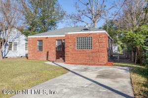 Avondale Property Photo of 4537 Delta Ave, Jacksonville, Fl 32205 - MLS# 974066